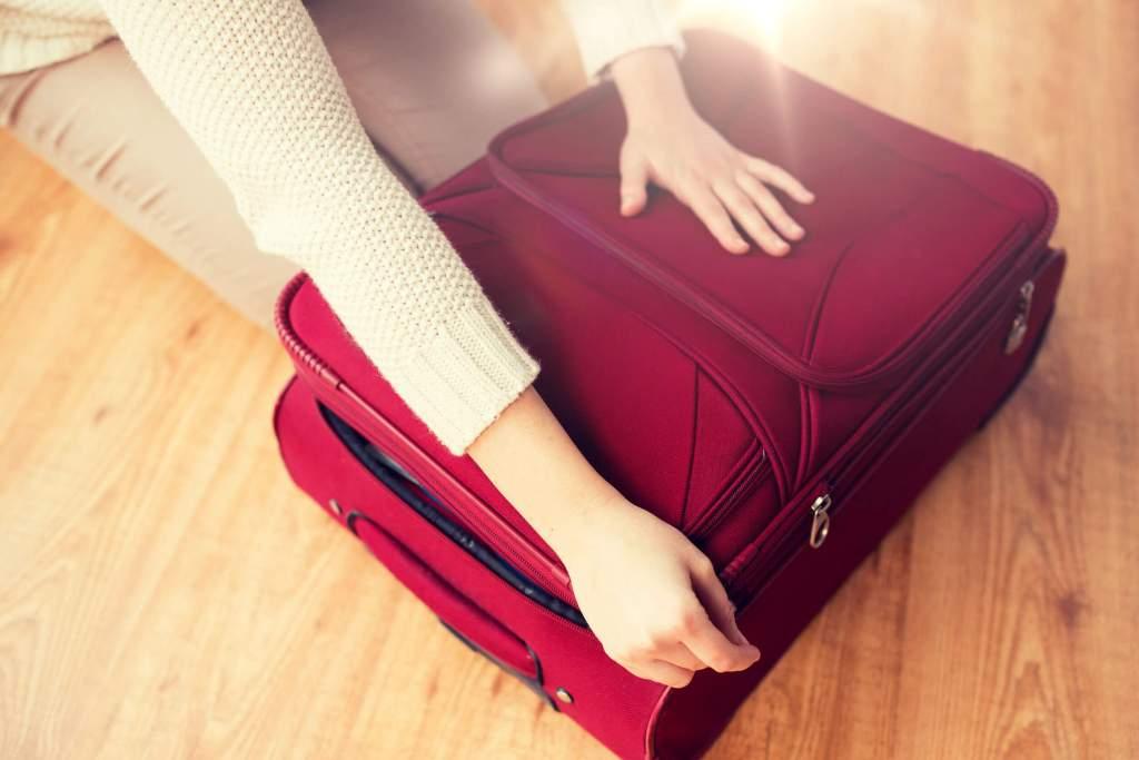 handgepäck koffer test
