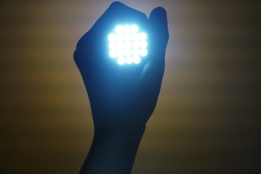 taschenlampe test