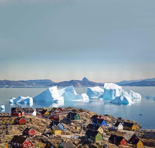 Quark Expeditions - Greenland/Photo: Acacia Johnson