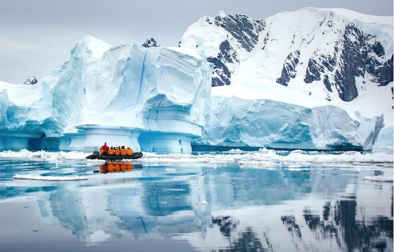 Antarctica by David Merron/Quark Expeditions