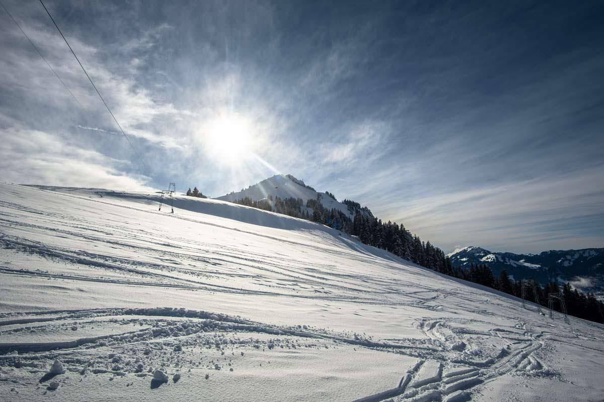 Gipfellift am Grünten