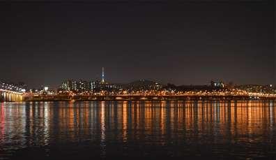 Fleuve Han - Seoul