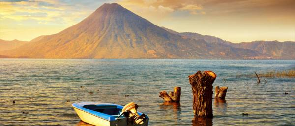 guatemala - land of lakes and volcanoes