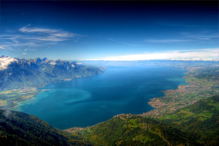 Genferseegebiet  Ein See mit Flair und Charme  Travelmynede