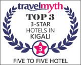 3 star hotels in Kigali