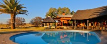 Auas Safari Lodge - Travel Namibia