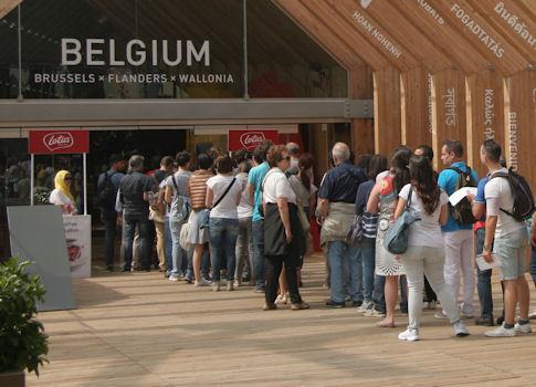 Belgium Pavilion