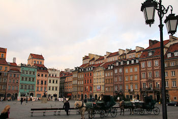 Warsaw Old Town