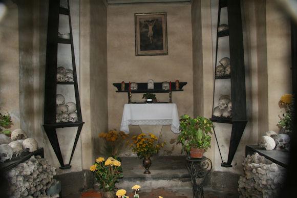Cappella dei Morti di Peste - Malgrate
