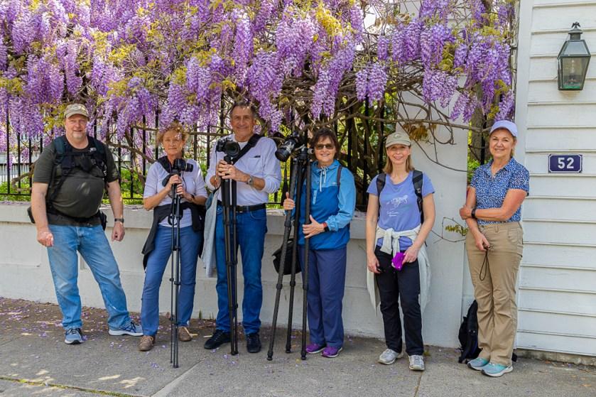 handful of photographers