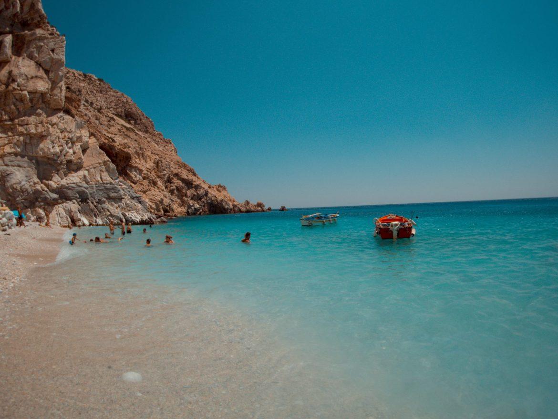 Σεϋχέλλες παραλία Ικαρία