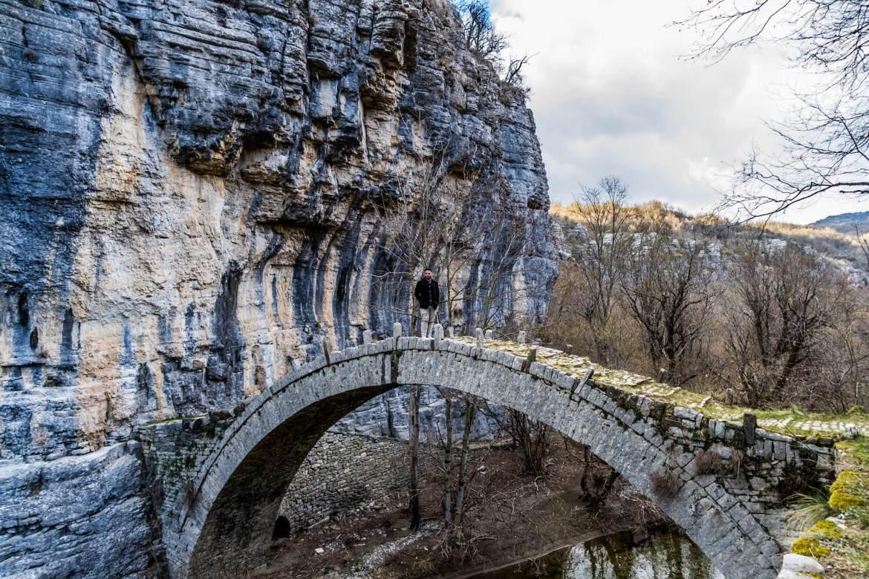γεφυρα κοκκορη ζαγοροχωρια