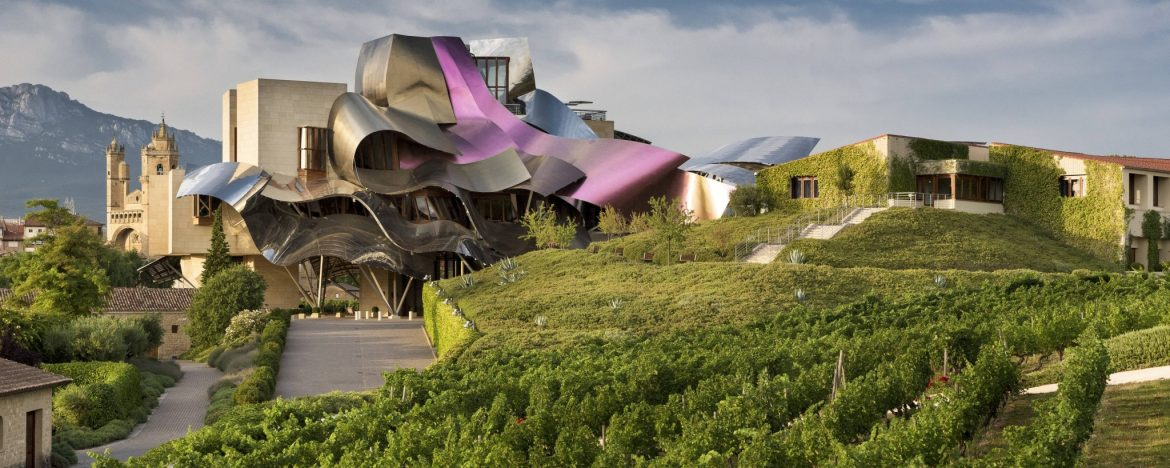 Hotel Marques De Riscal spain