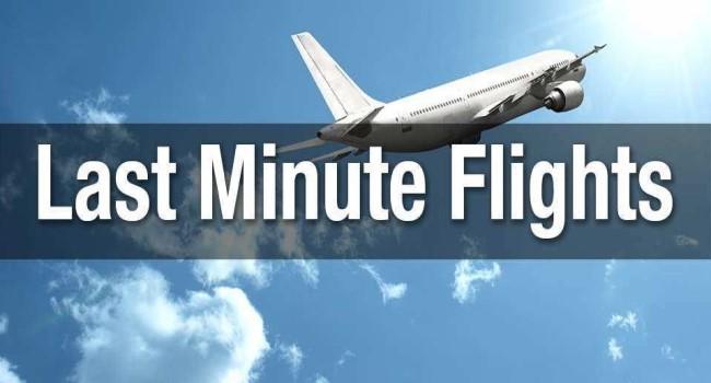 αεροπορικα προσφορες τελευταιας στιγμης
