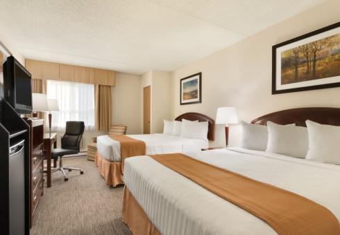 Travelodge Edmonton South Edmonton Alberta Hotel