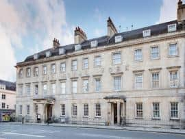 Hotels in bath city centre