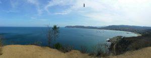 Puerto Cayo Panoramic