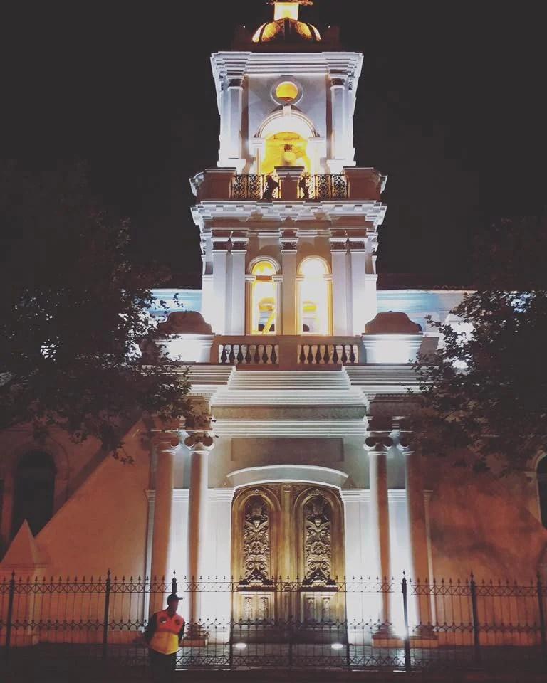 South America Church Cuenca Ecuador