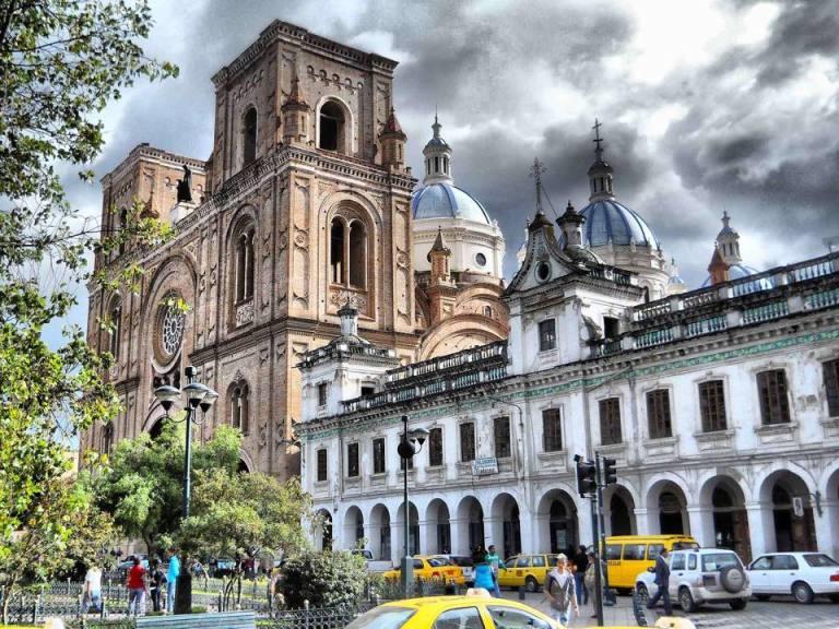 Cuenca, Ecuador- Quaint and Posh 'Mountain Top' City
