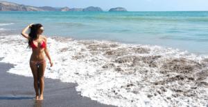 Kashlee Beach Ecuador Puerto Cayo