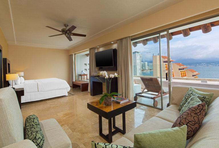 Westin Junior Suite Puerto Vallarta