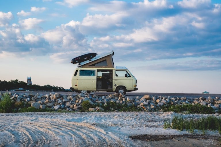 Minimalist Travel - RV and Van living
