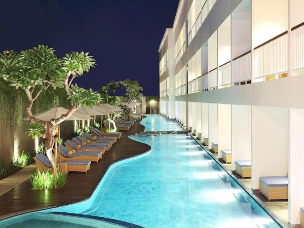 ossotel legian pool access