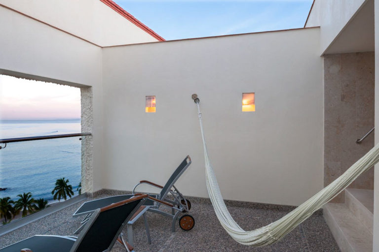 Sheraton Puerto Vallarta Balcony Junior Suite