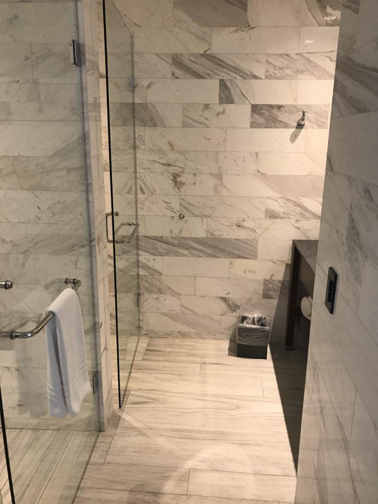 Governor Suite Shower resort