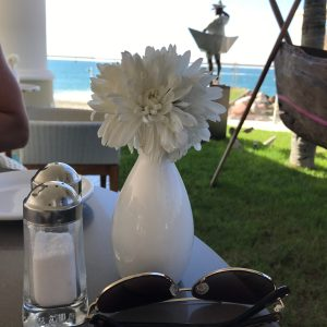 Villa Premiere Oceanfront Restaurant