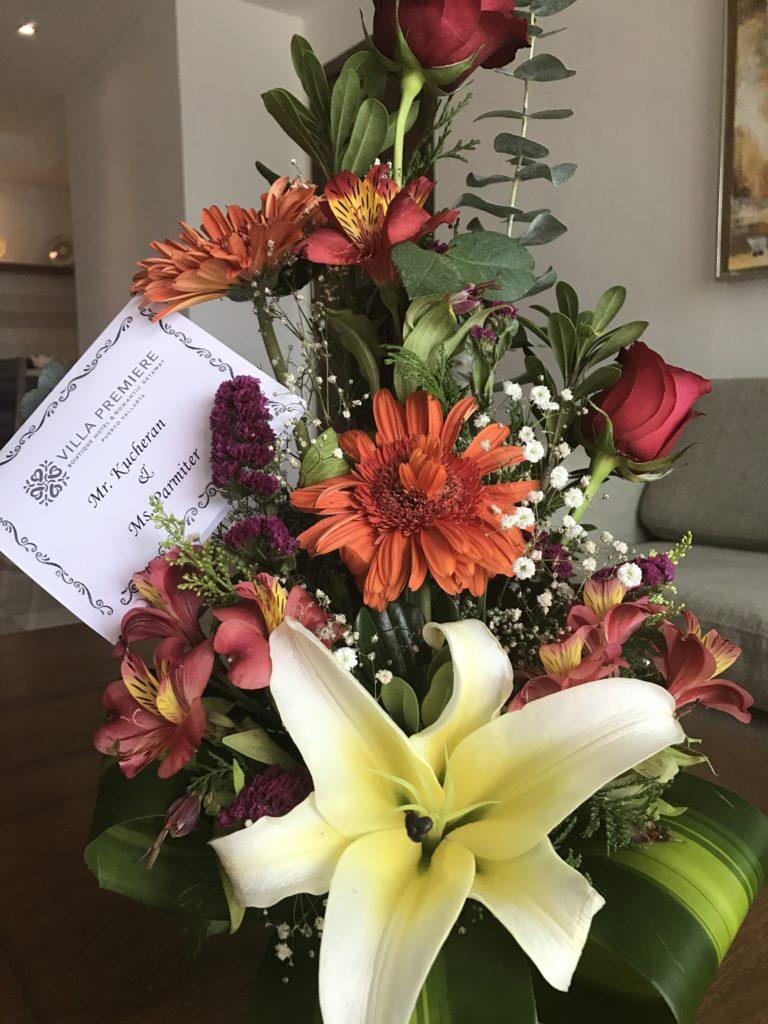 Villa Premiere Flowers
