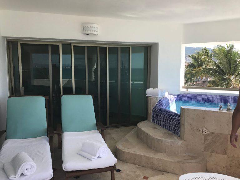 Jacuzzi Master Suite Terrace Villa Premiere