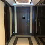 Entry to the celebrity suite trans hotel