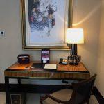 Desk celebrity suite trans