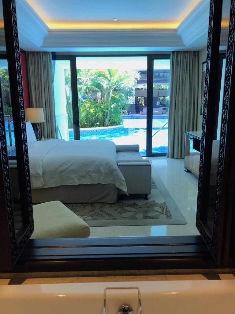 The Celebrity Suite Trans Resort