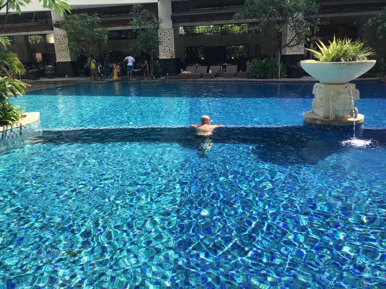 Main Pool at The Trans Resort