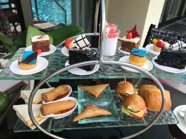 The Trans Resort High Tea