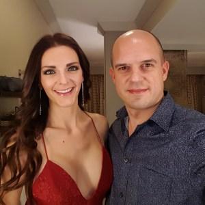 Kashlee & Trevor in Las Vegas