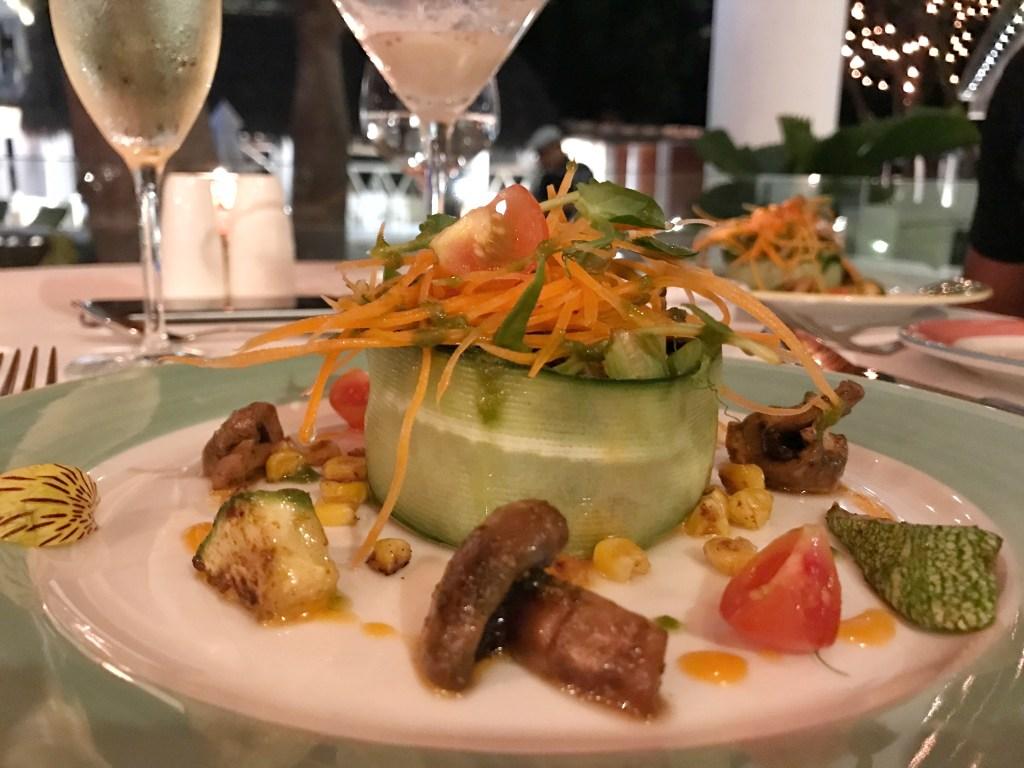 Murales Dinner at Villa Premiere Mexico