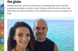 Kelowna Couple Ditches Mortgage To Travel Globe Kelowna Now