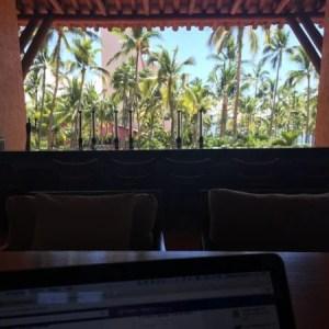 Bar Lounge Westin Puerto Vallarta