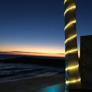 Sunset Dinner on the Beach Puerto Vallarta