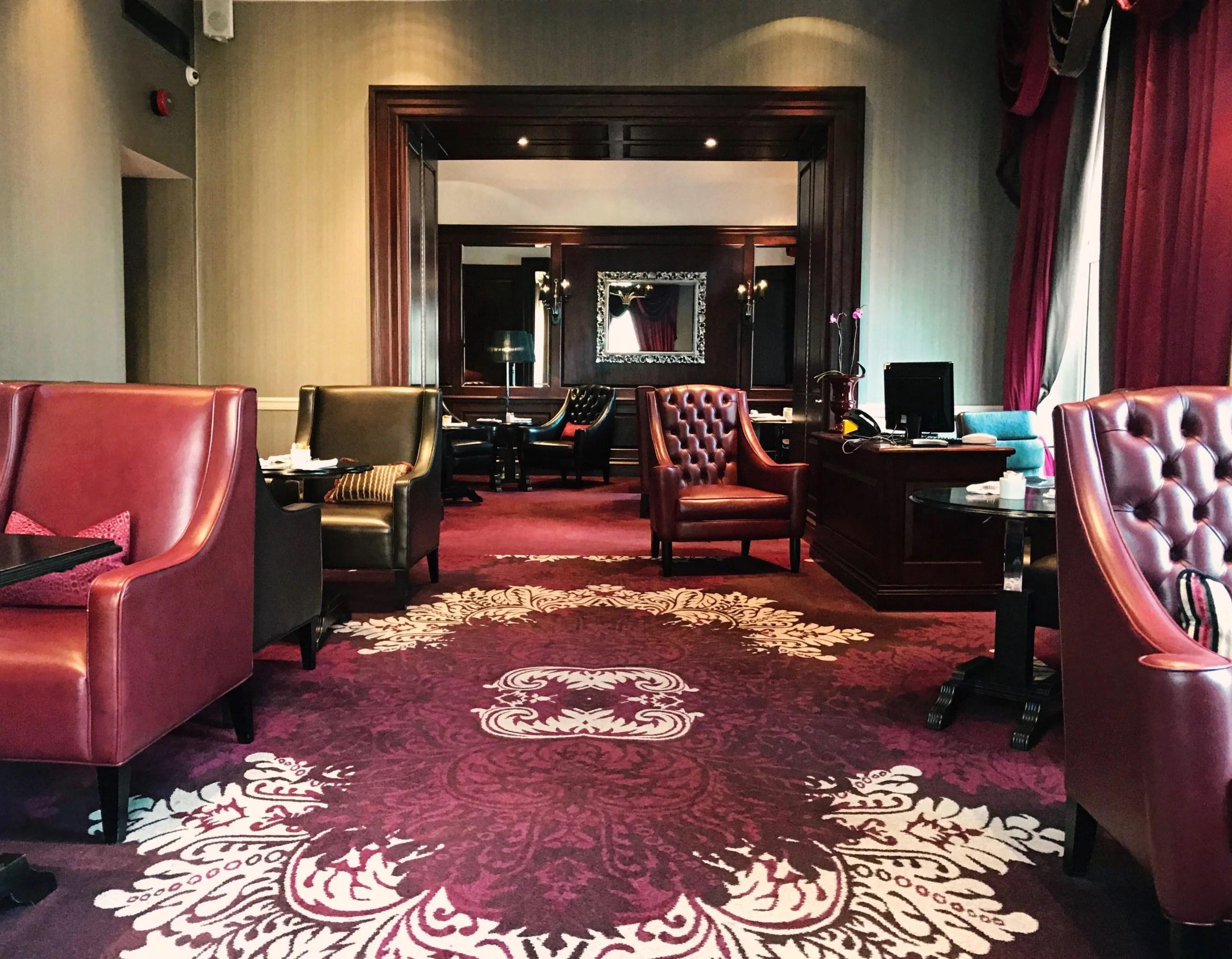 Grosvenor Hotel Buckingham Palace Rd London