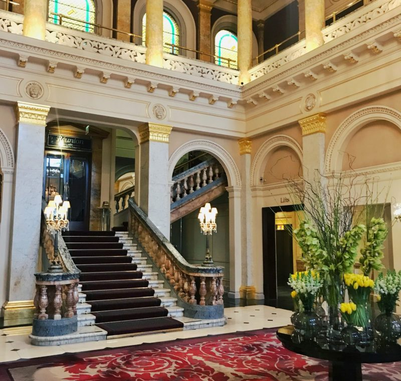 The Grosvenor Hotel London Travel Guide