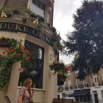 Duke of Kendal in Connaught Village London Kashlee Kucheran