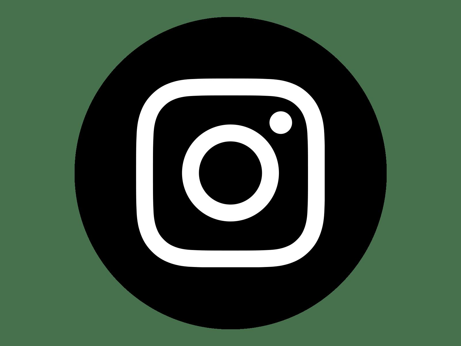 instagram-icon-white-on-black-circle - Travel Off Path