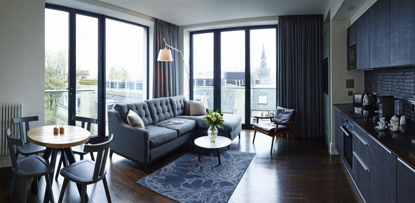 Old Town Chambers Review - Luxury Hotel Edinburgh - Travel ...