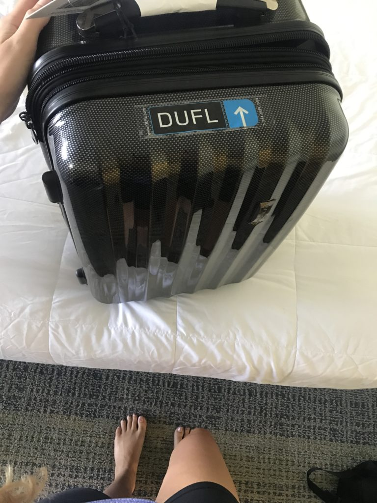 DUFL Luggage