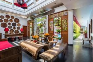 best budget hotel in bali - kamar kamar