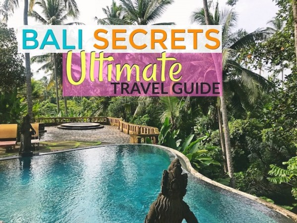 Bali Travel Guide - Best tips and advice for visiting bali